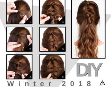 DIY Hair Trends